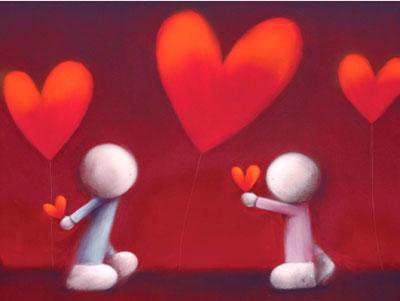 do men fall in love faster than women